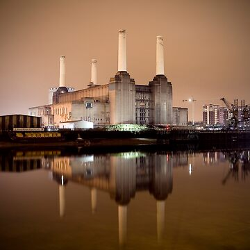 Battersea power  by vjkama