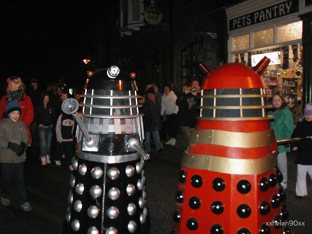 Dalek race by xxhelen90xx