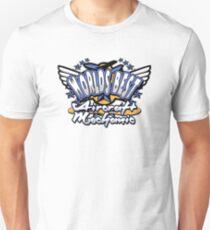 The Worlds best Aircraft Mechanic Unisex T-Shirt