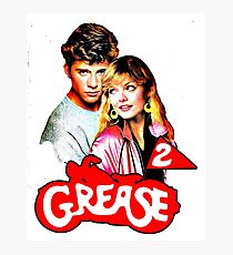 grease2 Photographic Print