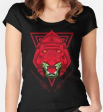 battlecat Women's Fitted Scoop T-Shirt