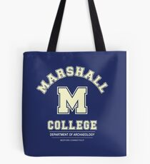 Indiana Jones - Marshall College Archaeology Department Tote Bag