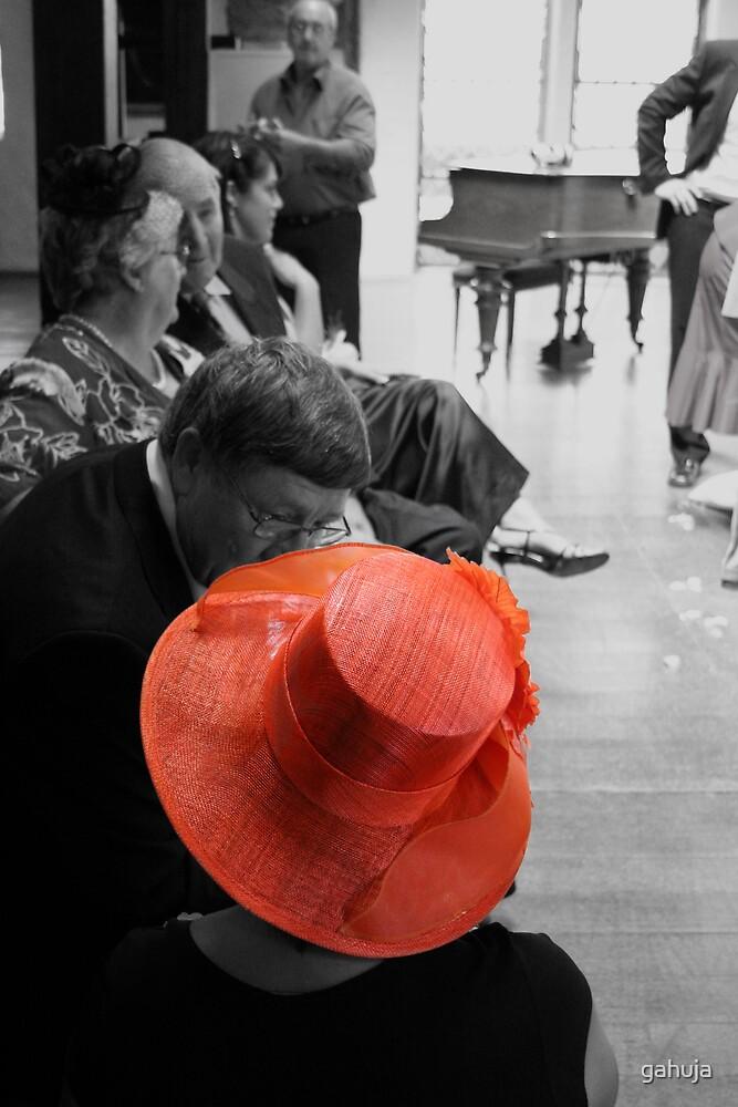 Love that hat! by gahuja