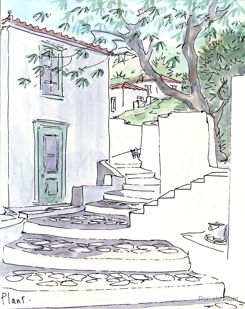 Greece 5 by Pamela Plant