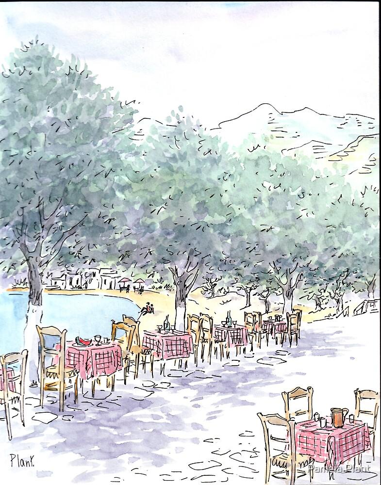 Greece 8 by Pamela Plant