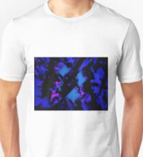 Breathing the deep blue T-Shirt