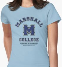 Indiana Jones - Marshall College Archaeology Department Variant Women's Fitted T-Shirt