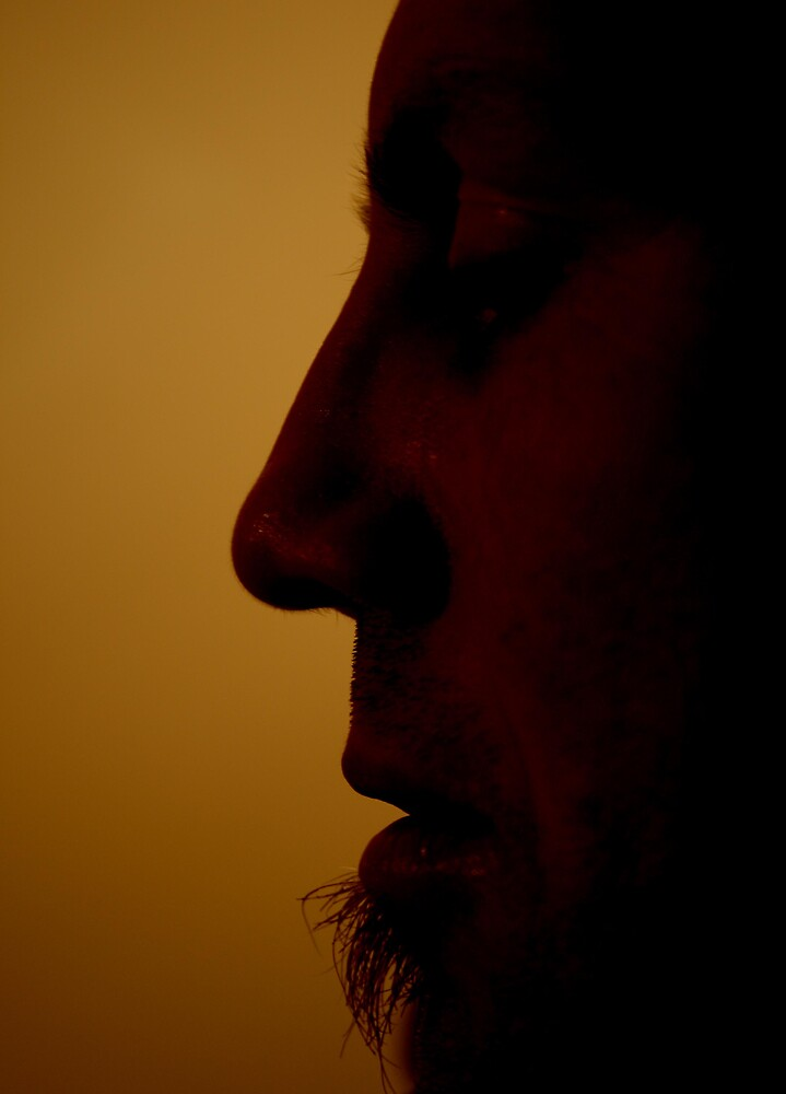 His Profile by Katie Young