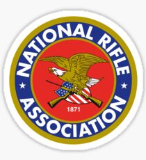 National Rifle Association NRA Sticker