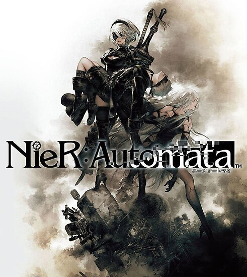 NieR: Automata Artwork by TheBlueFlare
