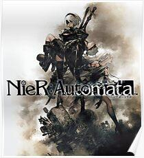 NieR: Automata Artwork Poster