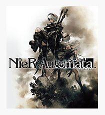 NieR: Automata Artwork Photographic Print