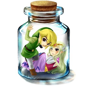 LoZ Bottled by coizy