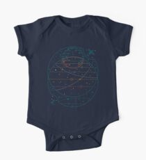 Trappist-1 System One Piece - Short Sleeve