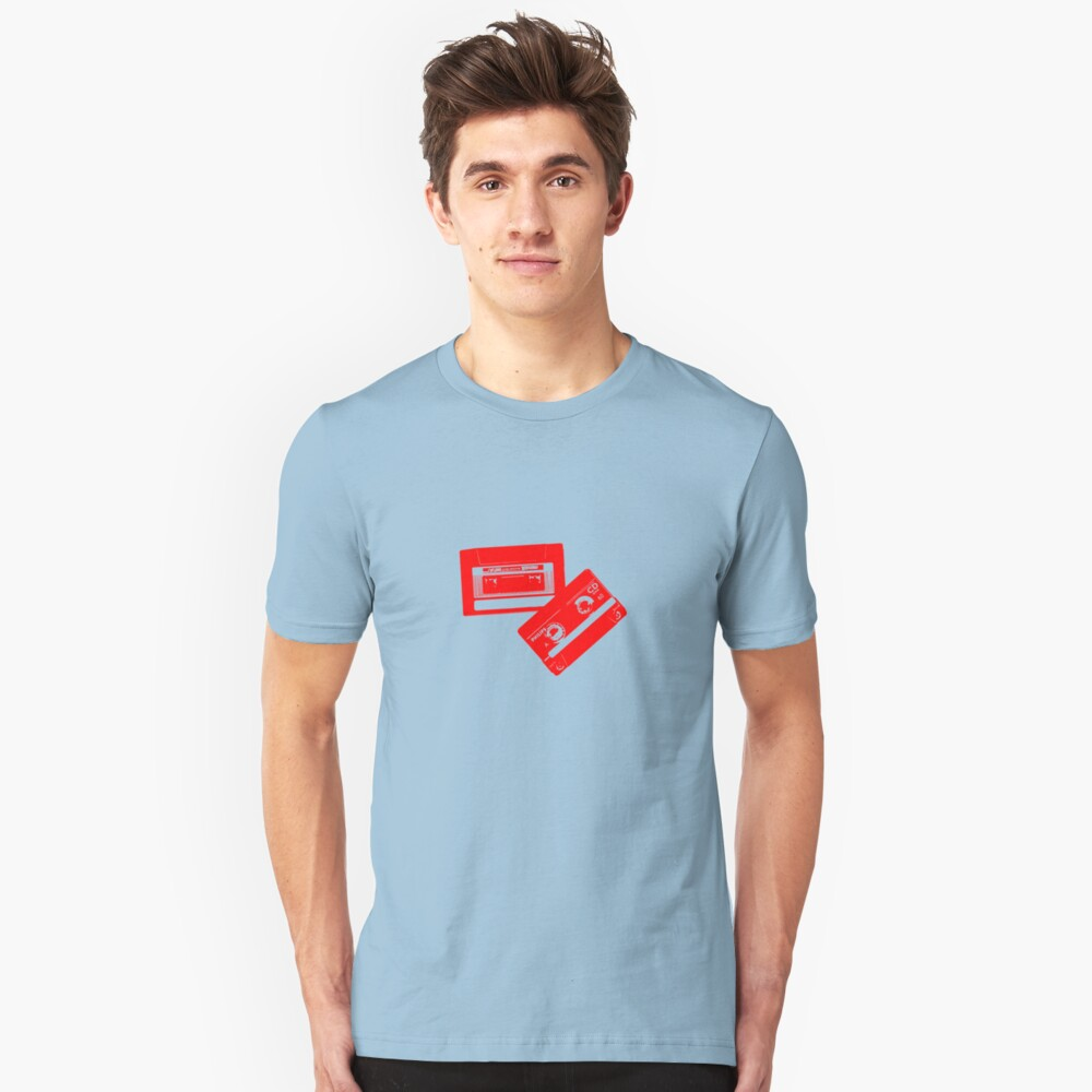 TAPES Unisex T-Shirt Front