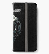 Ghost In The Shell S A C iPhone Wallet