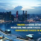 Singapore - An Ideal Destination for Global Businesses by esandhurst