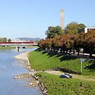 Salzach river by magiceye