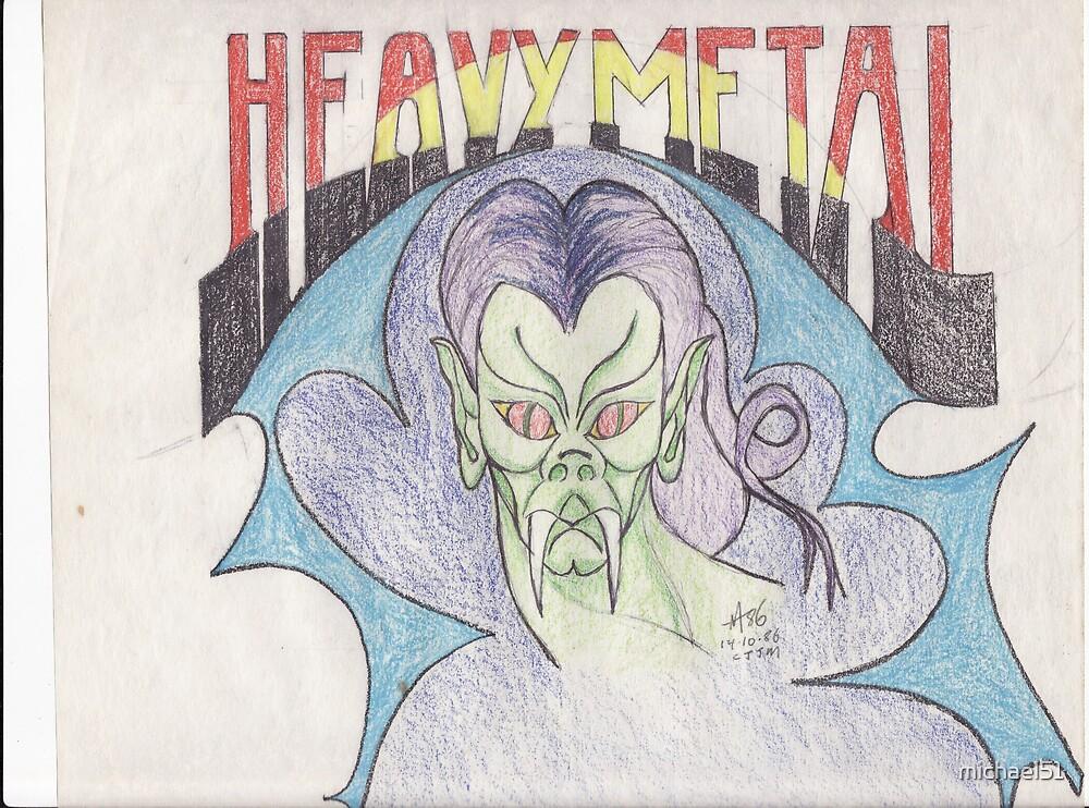 heavy metal 1 by michael51