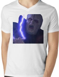 Unlimited Power  Mens V-Neck T-Shirt