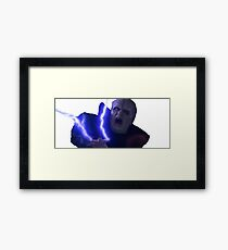 Unlimited Power  Framed Print