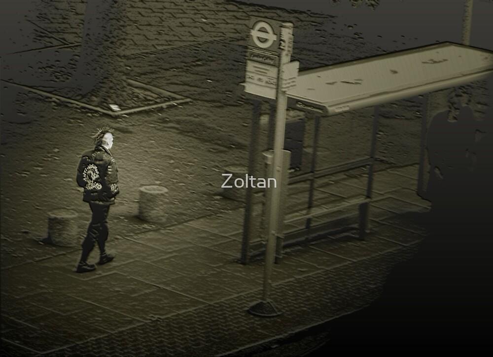 London Calling by Zoltan