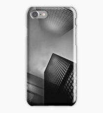Downtown Toronto Fogfest No 1 iPhone Case/Skin