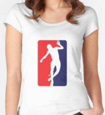 Hacky-Sack Women's Fitted Scoop T-Shirt