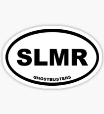 SLIMER - Marathon Decal Sticker