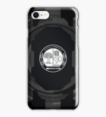 Mercedes AMG case iPhone Case/Skin