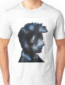 Doctor Who David Tennant Space Unisex T-Shirt