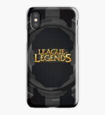 League Of Legends Case iPhone Case/Skin
