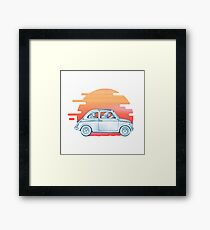 The End of Our Days Framed Print