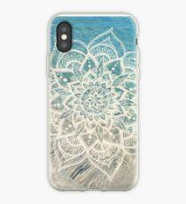Water Mandala iPhone Case