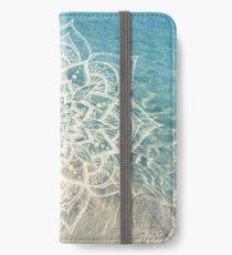 Water Mandala iPhone Wallet/Case/Skin