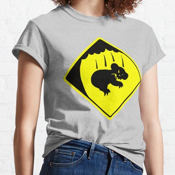CAUTION: DROP BEARS Classic T-Shirt
