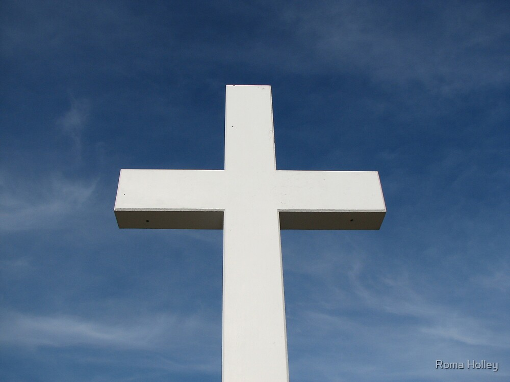 Cross and Sky by Roma Holley