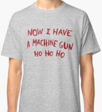 Die Hard Xmas Jumper Classic T-Shirt