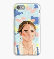 Beauty & the Beast - Belle iPhone Case/Skin