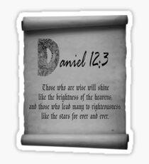 AlphaZen - D Bible Verse Sticker