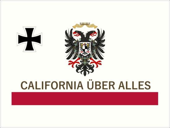 Kalifornien Uber Alles von FLOTUS