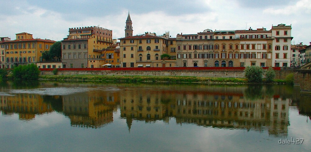 River Arno by dale427