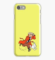 Go Detective iPhone Case/Skin