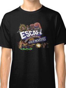 Gaming [C64] - Escape from the Planet of the Robot Monsters Classic T-Shirt