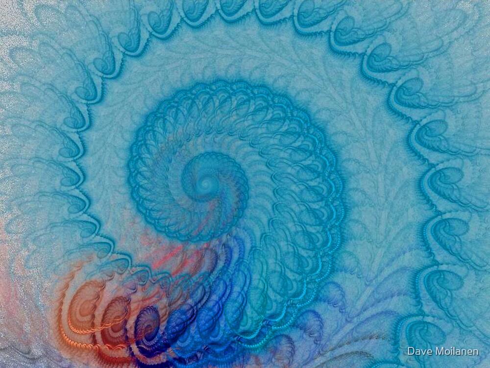 Blue by Dave Moilanen