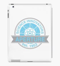 Aperture Science Innovators iPad Case/Skin