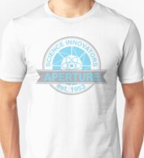 Aperture Science Innovators Unisex T-Shirt