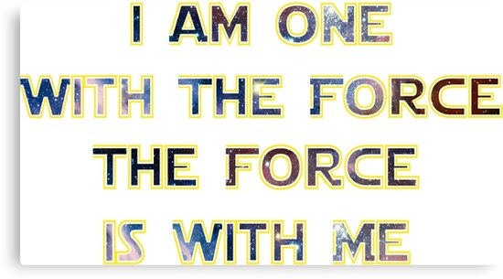 Force With Me by StormysSeas