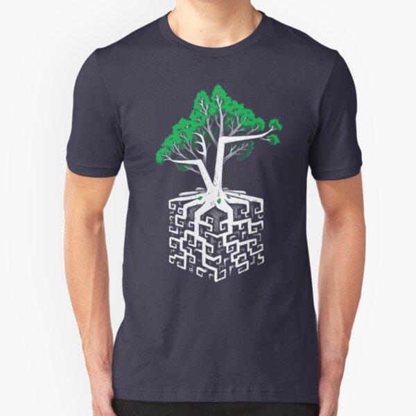 Cube Root Slim Fit T-Shirt