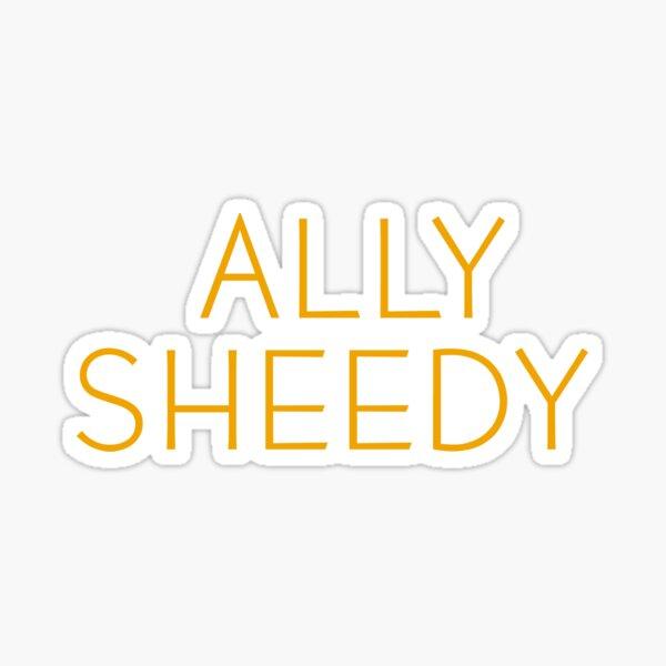 The Breakfast Club - Ally Sheedy Sticker